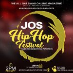 #JosHipHopFestival2018: Going down on a Grand style Fri. 28th Dec. | See Details