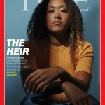 Tennis Star Naomi Osaka is climbing all the way to the Top! Check out her TIME Magazine Feature