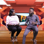 Watch Lanzy J talks Role Play Comedy on Celebrity Q & A with Ace Comedian Bello Krebb