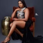 """""""It's Time""""- Singer Waje Writes As She Shares Photo Of Her Lover, Ric Hassani"""