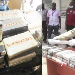 Clearing Agents Arrested As NDLEA Intercepts N32bn Cocaine At Lagos Port